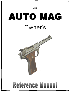 The AutoMag Owners Referance Manual