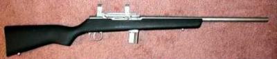 .22WMR Hunter rifle