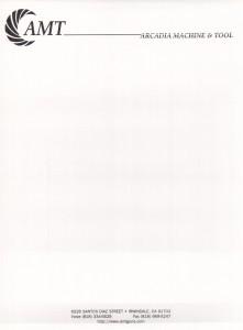Letter headed paper 3