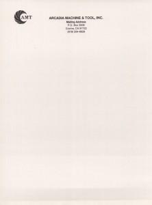 Letter headed paper 4