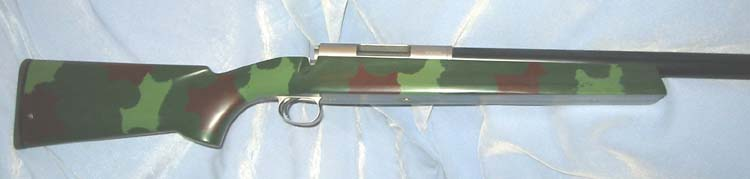 Custom Center Fire Rifle