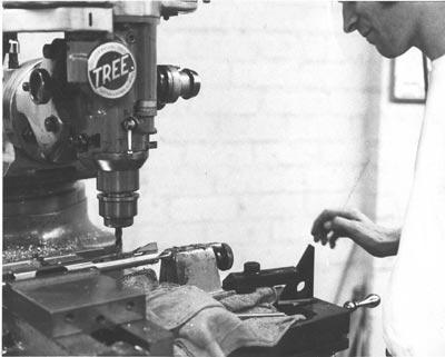 Larry milling