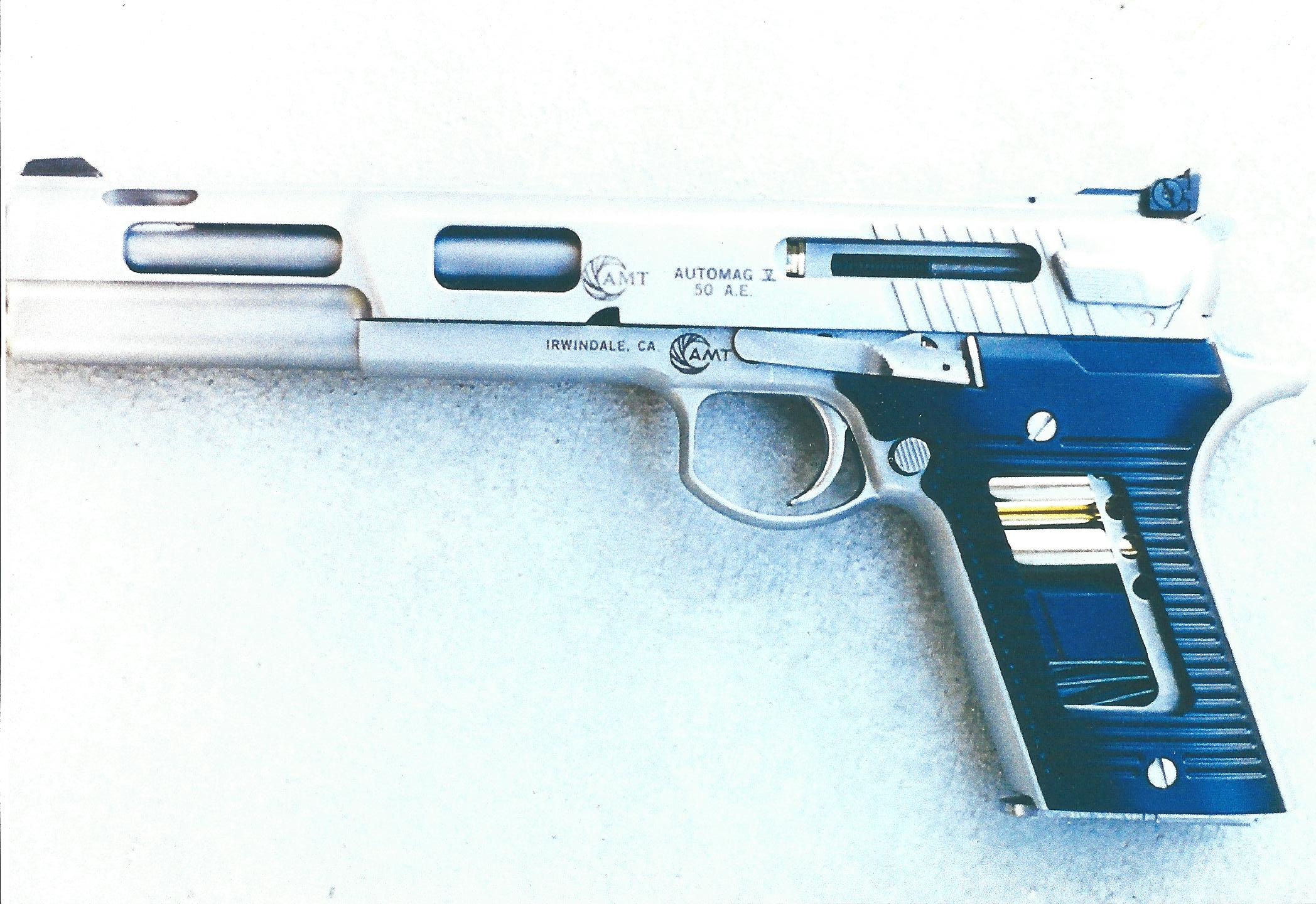 Cut out AutoMag V