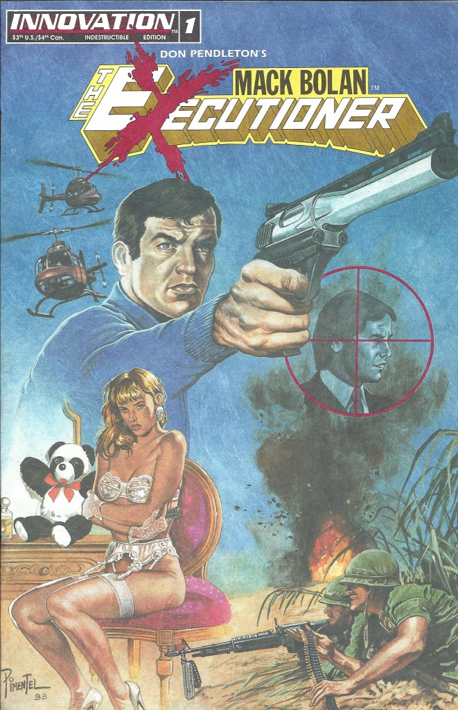 Don Pendleton's The Executioner Comic V1
