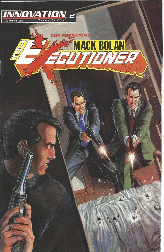 Don Pendleton's The Executioner Comic V2