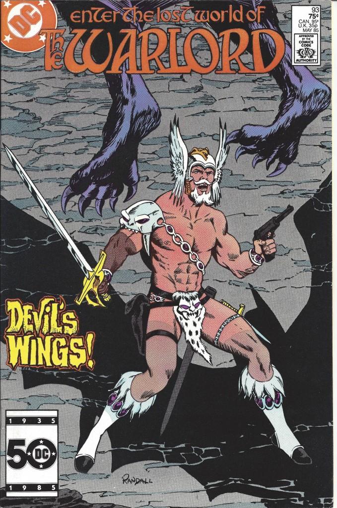 Warloard comic